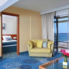 Отель Globus - Half Board Болгария, Солнечный берег - отзывы, цены и фото номеров - забронировать отель Globus - Half Board онлайн комната для гостей фото 4
