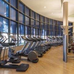 Sheraton Abu Dhabi Hotel & Resort фитнесс-зал фото 2