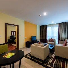 Отель Ramada Downtown Dubai ОАЭ, Дубай - 3 отзыва об отеле, цены и фото номеров - забронировать отель Ramada Downtown Dubai онлайн комната для гостей фото 5