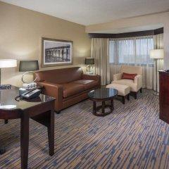 Отель DoubleTree Suites by Hilton Columbus США, Колумбус - отзывы, цены и фото номеров - забронировать отель DoubleTree Suites by Hilton Columbus онлайн удобства в номере фото 2