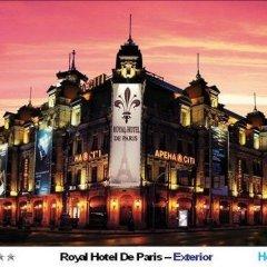 Гостиница Роял Отель Де Пари Украина, Киев - 14 отзывов об отеле, цены и фото номеров - забронировать гостиницу Роял Отель Де Пари онлайн городской автобус