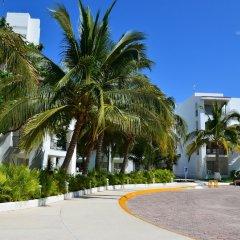 Отель Beachscape Kin Ha Villas & Suites Мексика, Канкун - 2 отзыва об отеле, цены и фото номеров - забронировать отель Beachscape Kin Ha Villas & Suites онлайн парковка