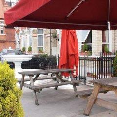 Отель Euro Hotel Clapham Великобритания, Лондон - отзывы, цены и фото номеров - забронировать отель Euro Hotel Clapham онлайн балкон