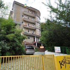 Гостиница Корсар в Сочи отзывы, цены и фото номеров - забронировать гостиницу Корсар онлайн парковка