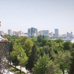 Отель Four Seasons Hotel Baku Азербайджан, Баку - 5 отзывов об отеле, цены и фото номеров - забронировать отель Four Seasons Hotel Baku онлайн балкон