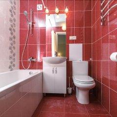 Отель Lesi Ukrainky Boulevard Киев ванная