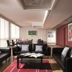 Quality Hotel Delfino Venezia Mestre интерьер отеля