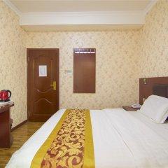 Отель Xinhang Business Hotel Xi'an Китай, Сяньян - отзывы, цены и фото номеров - забронировать отель Xinhang Business Hotel Xi'an онлайн комната для гостей фото 3