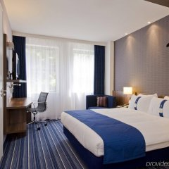 Отель Holiday Inn Express Amsterdam - South, an IHG Hotel Нидерланды, Амстердам - 13 отзывов об отеле, цены и фото номеров - забронировать отель Holiday Inn Express Amsterdam - South, an IHG Hotel онлайн комната для гостей фото 3