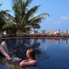 Отель Adaaran Prestige Vadoo Мальдивы, Мале - отзывы, цены и фото номеров - забронировать отель Adaaran Prestige Vadoo онлайн бассейн фото 3