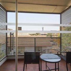 Отель Kyriad Prestige Calangute Goa Индия, Гоа - отзывы, цены и фото номеров - забронировать отель Kyriad Prestige Calangute Goa онлайн балкон