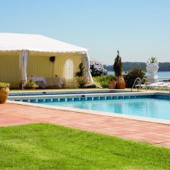 Talaso Hotel Louxo La Toja бассейн