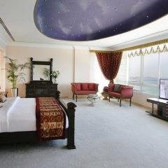 Ramada Beach Hotel Ajman комната для гостей