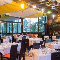 Отель Olympic Palace Республика Конго, Браззавиль - отзывы, цены и фото номеров - забронировать отель Olympic Palace онлайн питание фото 3