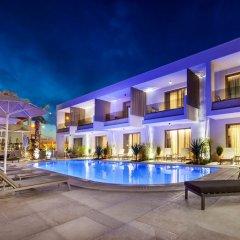 Отель Pefki Deluxe Residences Греция, Пефкохори - отзывы, цены и фото номеров - забронировать отель Pefki Deluxe Residences онлайн фото 39