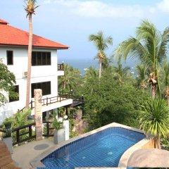 Отель Villa Seaview Garden бассейн фото 2