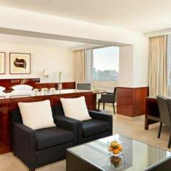 Отель Hyatt Regency Casablanca Марокко, Касабланка - отзывы, цены и фото номеров - забронировать отель Hyatt Regency Casablanca онлайн комната для гостей фото 4