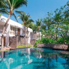 Отель Putahracsa Hua Hin Resort бассейн фото 2