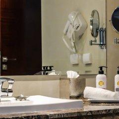 Отель Grand Mogador CITY CENTER - Casablanca Марокко, Касабланка - отзывы, цены и фото номеров - забронировать отель Grand Mogador CITY CENTER - Casablanca онлайн ванная