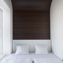 Отель Steel House Copenhagen комната для гостей