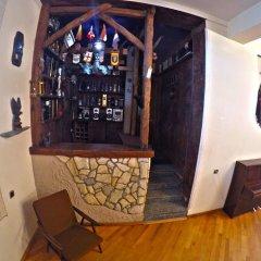 Classical Green Hostel Тбилиси гостиничный бар