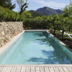 Hotel Mas Mariassa бассейн фото 2