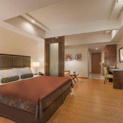 Отель Somerset Millennium Makati Филиппины, Макати - отзывы, цены и фото номеров - забронировать отель Somerset Millennium Makati онлайн комната для гостей фото 3