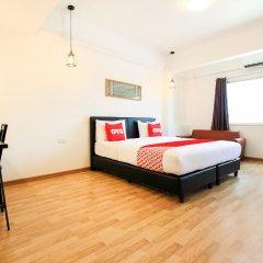 Отель Kailub Rooms Бангкок комната для гостей фото 3
