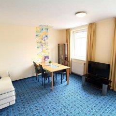 Отель Art Hotel Vienna Австрия, Вена - 3 отзыва об отеле, цены и фото номеров - забронировать отель Art Hotel Vienna онлайн комната для гостей фото 4