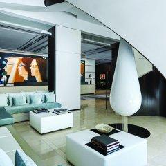 Отель The Langham, New York, Fifth Avenue интерьер отеля