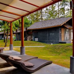 Отель Twin Lotus Koh Lanta фитнесс-зал фото 4