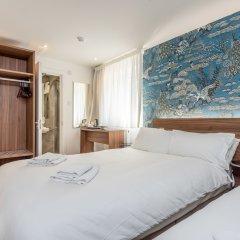 Отель Queens Drive Hotel Великобритания, Лондон - отзывы, цены и фото номеров - забронировать отель Queens Drive Hotel онлайн комната для гостей фото 14