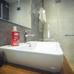 Отель Blue coast Apartments Черногория, Будва - отзывы, цены и фото номеров - забронировать отель Blue coast Apartments онлайн ванная