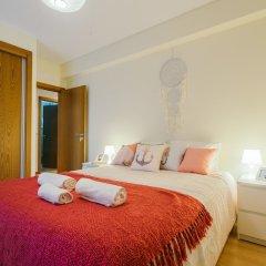 Отель Best Houses 24 - New & Stunning Apartment Португалия, Пениче - отзывы, цены и фото номеров - забронировать отель Best Houses 24 - New & Stunning Apartment онлайн комната для гостей фото 4