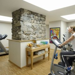 Carlton Hotel St Moritz фитнесс-зал