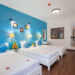 Отель Hanoi Friends Inn & Travel комната для гостей фото 3