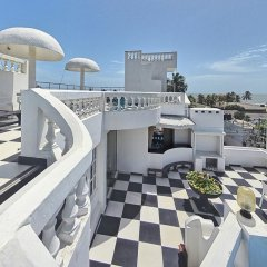 Hotel Royal Castle балкон