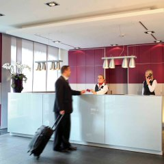 Mercure Hotel Düsseldorf City Nord интерьер отеля