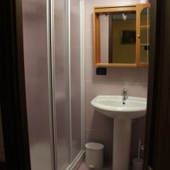 Отель Chambres d'Hotes Les Fleurs Италия, Грессан - отзывы, цены и фото номеров - забронировать отель Chambres d'Hotes Les Fleurs онлайн ванная