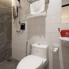Отель ZEN Rooms Titiwangsa Sentral Малайзия, Куала-Лумпур - отзывы, цены и фото номеров - забронировать отель ZEN Rooms Titiwangsa Sentral онлайн ванная