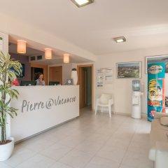 Отель Pierre & Vacances Residence Salou Испания, Салоу - отзывы, цены и фото номеров - забронировать отель Pierre & Vacances Residence Salou онлайн интерьер отеля