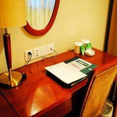 Отель GreenTree Inn Suzhou Wuzhong Hotel Китай, Сучжоу - отзывы, цены и фото номеров - забронировать отель GreenTree Inn Suzhou Wuzhong Hotel онлайн удобства в номере