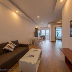 Апартаменты iBeach Apartment Нячанг комната для гостей фото 5