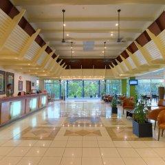 Отель Tanoa International Hotel Фиджи, Вити-Леву - отзывы, цены и фото номеров - забронировать отель Tanoa International Hotel онлайн интерьер отеля фото 2