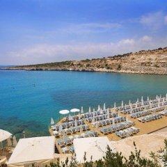 Altinorfoz Hotel Турция, Силифке - отзывы, цены и фото номеров - забронировать отель Altinorfoz Hotel онлайн пляж фото 2