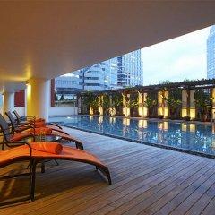 Отель Bandara Suites Silom Bangkok фото 6