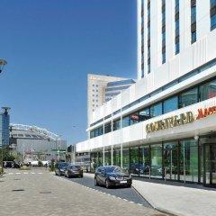Отель Courtyard by Marriott Amsterdam Arena Atlas Нидерланды, Амстердам - 1 отзыв об отеле, цены и фото номеров - забронировать отель Courtyard by Marriott Amsterdam Arena Atlas онлайн парковка
