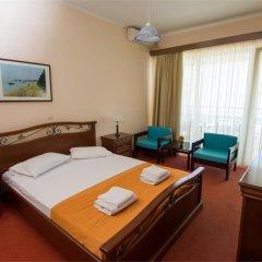 Отель Alexandros Hotel - All Inclusive Греция, Корфу - отзывы, цены и фото номеров - забронировать отель Alexandros Hotel - All Inclusive онлайн комната для гостей фото 3