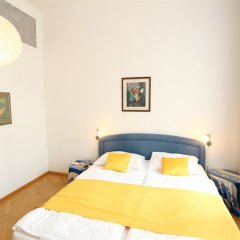 Отель CheckVienna Edelhof Apartments Австрия, Вена - 1 отзыв об отеле, цены и фото номеров - забронировать отель CheckVienna Edelhof Apartments онлайн комната для гостей фото 12