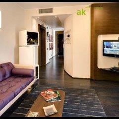 Palace Hotel Moderno Порденоне комната для гостей